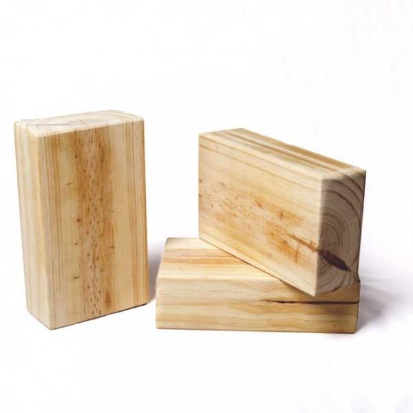 taco de madera axa yoga
